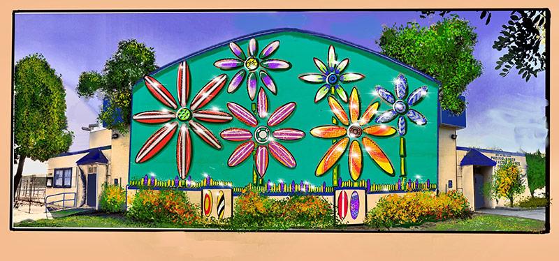 PB Rec Center Mural Project