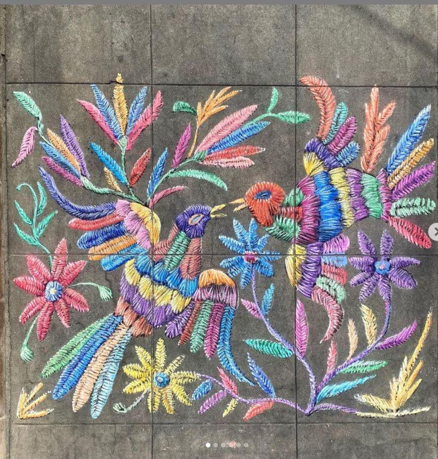 Best 3D Winner of the 2021 PB Chalk Art Contest