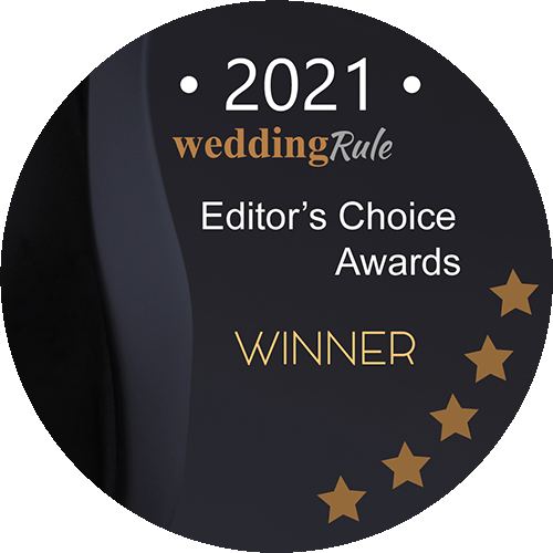 Rose Creek Cottage was named one of the top 25 wedding venues in San Diego!